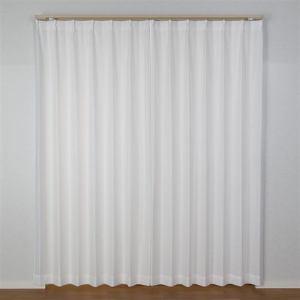 カーテン シックフレッシュ ホワイト 巾200cm×丈176cm 1枚入