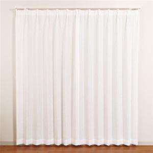 カーテン マシェリ ホワイト 巾200cm×丈176cm 1枚入