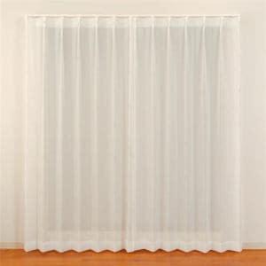 カーテン セフィ ベージュ 巾100cm×丈133cm 2枚入