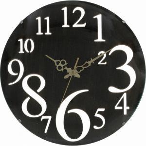 壁掛け時計 レトロ ブラウン 家具 インテリア 雑貨 掛時計