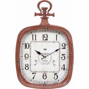 アンティーク時計 A レッド