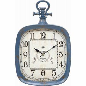 アンティーク時計 B ブルー
