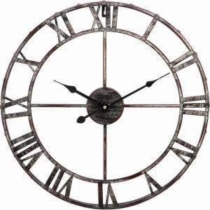 アンティーク時計 C ダークグレー