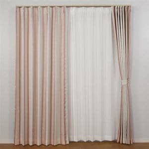 カーテン アングル ローズ 巾150cm×丈178cm 1枚入