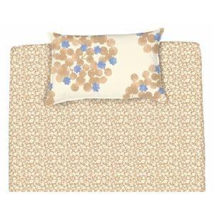 綿枕カバーM ポッレット ブルー 43×63cm