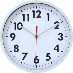 壁掛け時計 ミーナ ライトブルー