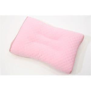 モリシタ KB-W-DPK 首元フィットまくら わたD型   ピンク