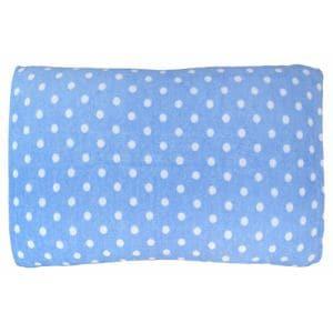 モリシタ㈱ NOBI-RD-BL 枕カバー ノビノビカバーRD (約)幅52cm×奥行32cm ブルー