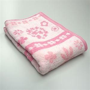 タオル ポップガーデン ピンク バスタオル