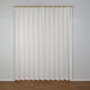 カーテン ウィッシュ ナチュラル 巾100cm×丈103cm 2枚入