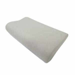 モリシタ 洗える低反発枕 アイボリー