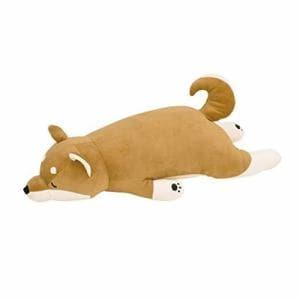 ぬいぐるみ クッション 抱きまくら Mコタロウ  巾56cm×奥行24cm×高さ14cm 動物 犬