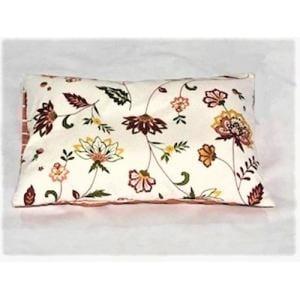 枕カバー/ピローケース サラサ ピンク 43cm×63cm用 しわになりにくい 乾きやすい
