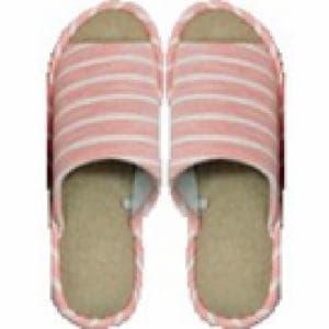 低反発スリッパ 婦人~24cm位まで ピンク