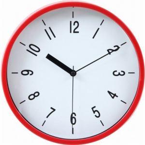 掛時計 ハリー レッド 22cm