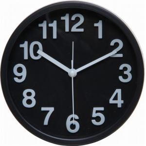 置時計 リアム ブラック