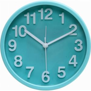 置時計 リアム ブルー