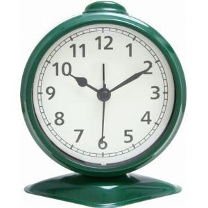 置時計 テーブルアラーム グリーン
