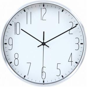 掛時計 ラーク ホワイト 25cm