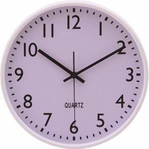 掛時計 インデックス ホワイト 30cm