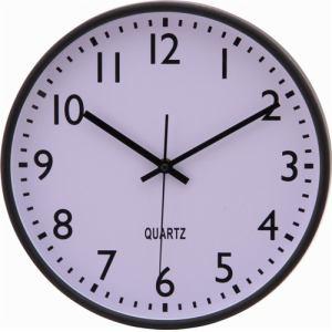 掛時計 インデックス ブラック 30cm