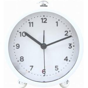 目覚まし時計 クロエ ホワイト