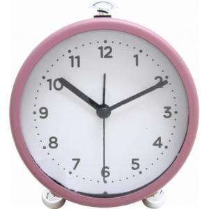 目覚まし時計 クロエ ピンク