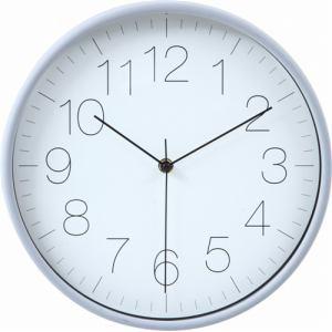 掛時計 リアム グレー 30cm
