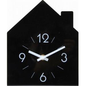 置時計 ハウス ブラック