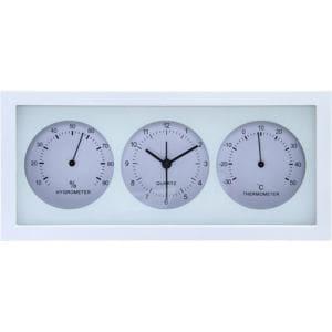 置時計 ダンデ ホワイト