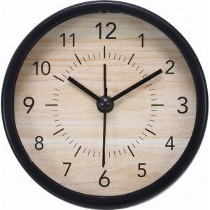 置時計 ゾーイ ブラック