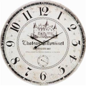 掛時計 アンティークO  径60cm