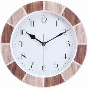 掛時計 トマス ウッド   直径30cm