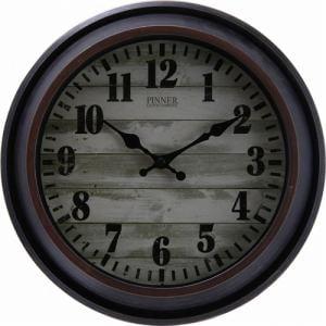 掛時計 アルコル  ブロンズ×ブラック 直径30cm