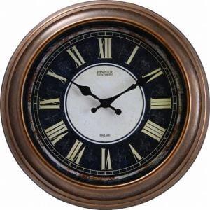 掛時計 アルコル  ブラウン 直径30cm