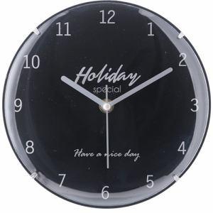 不二貿易  掛時計HOLIDAY  Φ20cm