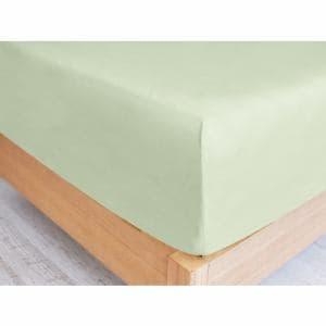 IDC大塚家具 [セミダブル]ボックスシーツ 「フレビープラス」 綿 コットン 抗菌防臭加工