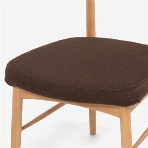 大塚家具 IDC OTSUKA 椅子カバー ユノA用 布#2 BR