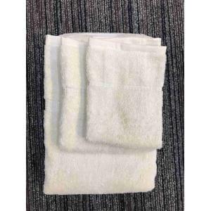 ハンドタオル 泉州こだわりボヌール イエロー (1枚) 綿100% 吸水性、乾きがよく、毛羽落ちが少ない 約34×36㎝ 野村タオル(株)