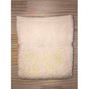 フェイスタオル 泉州こだわりボヌール イエロー (1枚) 綿100% 吸水性、乾きがよく、毛羽落ちが少ない 約34×85cm 野村タオル(株)
