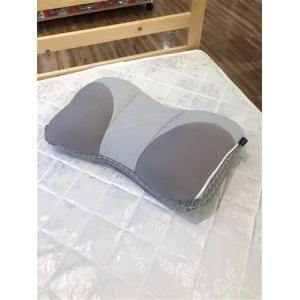 西川株式会社 2433-10349GY ヨコ楽/PREMIUM 健康枕 PILLOW GALLERY 38×60cm グレー