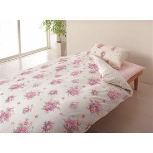 西川株式会社 2138-02911 PI ピロケース リボンローズM ORNE 43×65cm ピンク