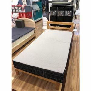 西川株式会社 2461-00317D GY 西川マットレス RAKURA Float RAKURA(ラクラ) 20×100×195cm グレー