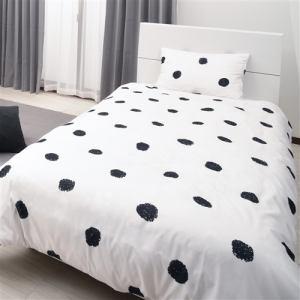 [シングル] すぐに使えるベット用寝具6点セット ドッド柄