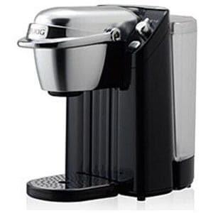 キューリグ BS200-K 「ネオトレビエ」 ネオブラック 専用カプセル式コーヒーメーカー
