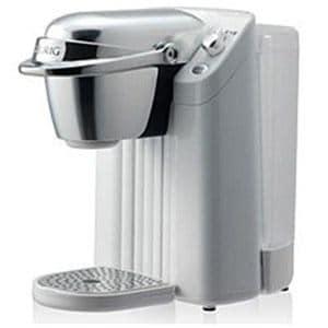 キューリグ BS200-W パンナホワイト 専用カプセル式コーヒーメーカー 「ネオトレビエ」