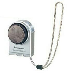 パナソニック ES6801P-S 電気シェーバー スピンネット リチウム