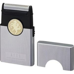 パナソニック ES518P-S カードシェーバー シルバー調 AITE