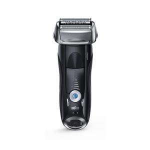 ブラウン 7840SSP メンズシェーバー「シリーズ7」ヤマダ電機オリジナルレザー保護ケース付属・お風呂剃り対応モデル