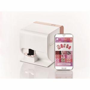 コイズミ KNP-N800/P デジタルネイルプリンター   ピンク